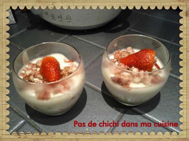 recettes de fraises de pas de chichi dans ma cuisine. Black Bedroom Furniture Sets. Home Design Ideas