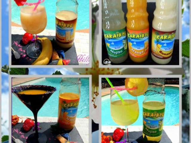 Recettes de jus de fruits et cocktails for Cocktail jus de fruit