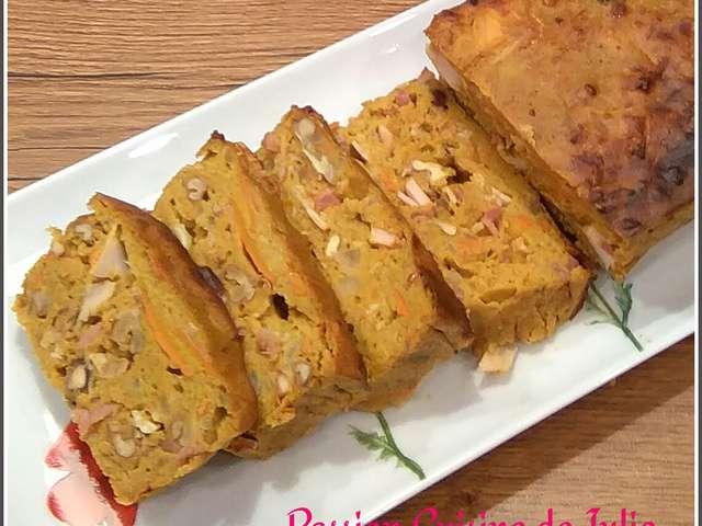 Recettes de cake sal de passion cuisine de julie for Passion cuisine