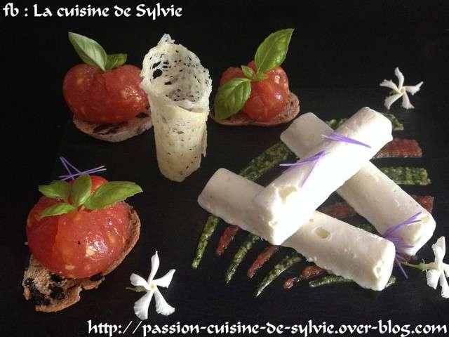 recettes de chef de passion cuisine de sylvie. Black Bedroom Furniture Sets. Home Design Ideas
