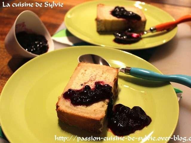 Recettes de ricotta de passion cuisine de sylvie for Passion cuisine