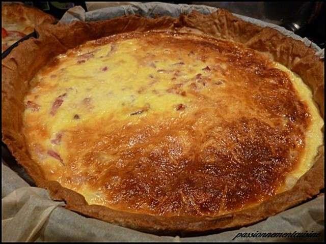 Recettes de quiche lorraine et lorraine 14 for Cuisine quiche lorraine