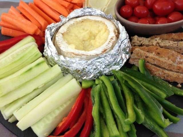 recettes de cuisine au four et camembert - 4