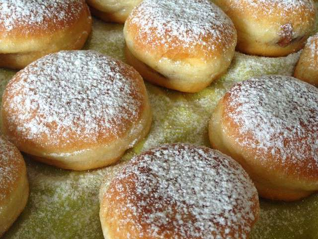 Recettes de beignets et moelleux - Recette de beignet moelleux et gonfle ...