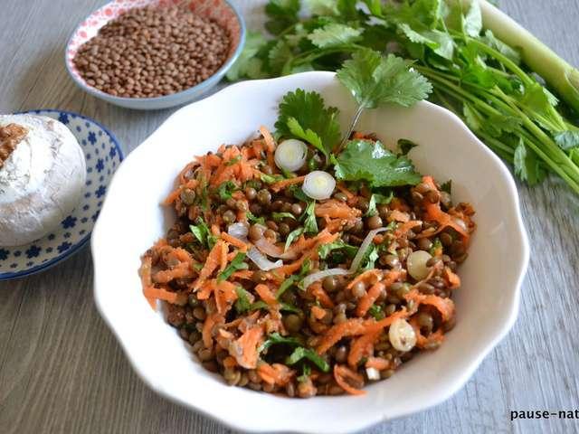 Recettes de r p e et carottes for Que manger avec des quenelles
