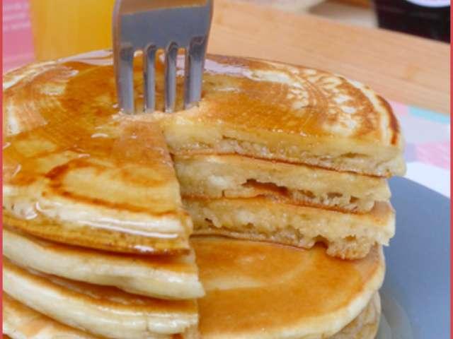recettes de pancakes et cuisine sans lait. Black Bedroom Furniture Sets. Home Design Ideas