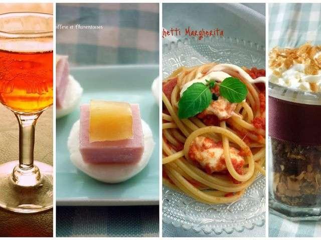 Recettes de st valentin de a z 16 Idee cuisine facile
