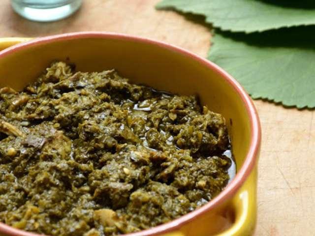 Recettes de manioc et rago t - Cuisine congolaise brazza ...