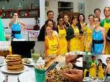 cours de cuisine bio, apprendra la cuisine bio avec des professeurs de Cuisine