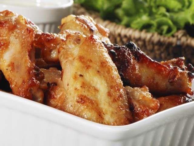 Recettes d 39 ailes de poulet et poulet - Cuisiner des ailes de poulet ...