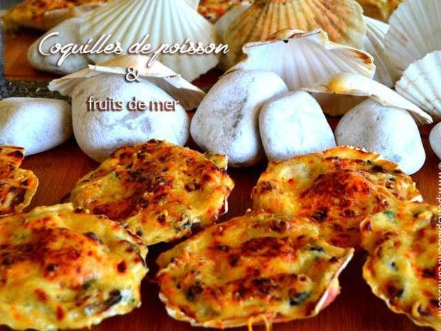 Recettes de fruits de mer de petits plats entre amis for Plats entre amis
