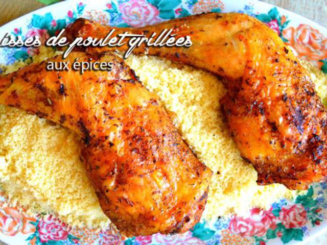 Recettes de poulet de petits plats entre amis for Plat rapide entre amis