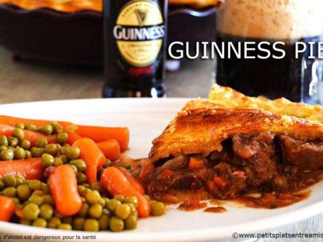 Guinness pie tourte irlandaise au boeuf et a la biere for Plats entre amis