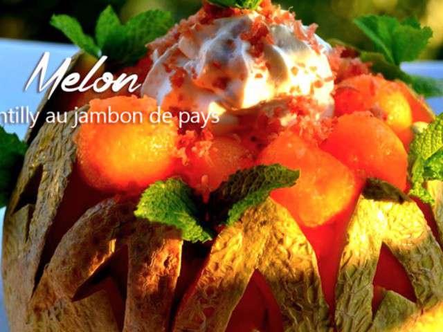 Recettes de melon de petits plats entre amis for Plats entre amis