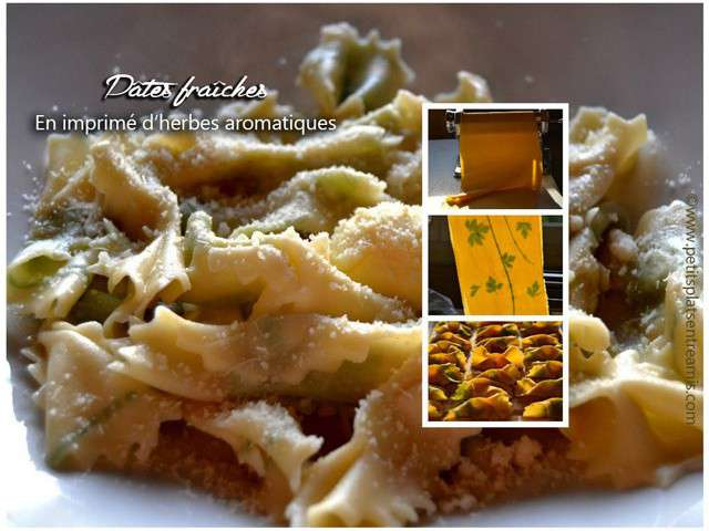 Recettes de herbes aromatiques de petits plats entre amis - Herbes aromatiques en cuisine ...