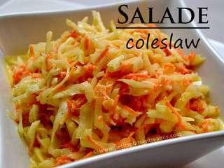 Recettes de coleslaw for Petit plat entre amis