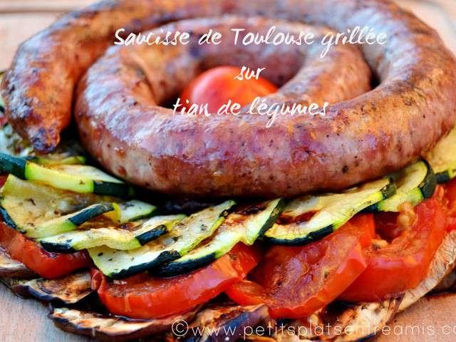 Recettes de saucisse et toulouse 2 for Petit plat entre amis