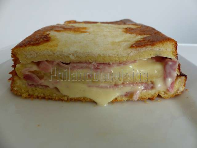 Cake Raclette Jambon