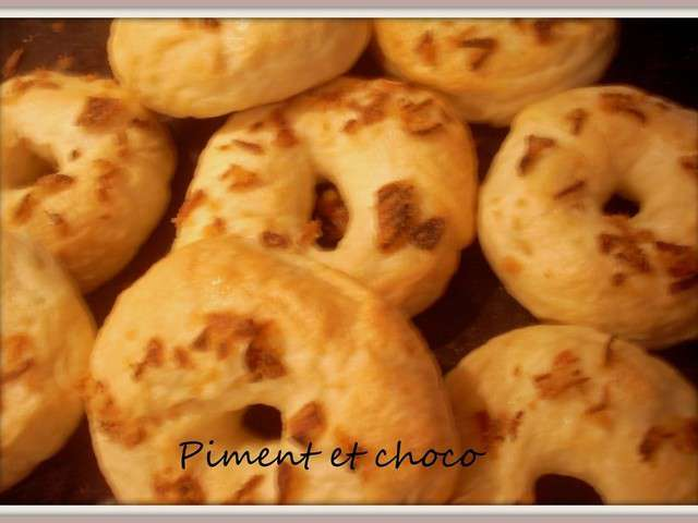 recettes de bagels de pimentetchoco. Black Bedroom Furniture Sets. Home Design Ideas