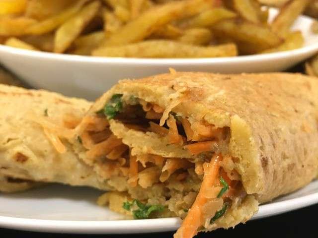 Recettes de wrap et cuisine sans gluten - Cuisine sans gluten recettes ...