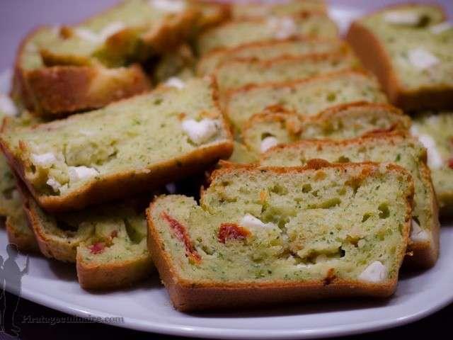 Recette Cake Roquette Feta