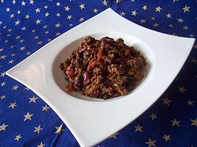 Recettes de chili con carne 17 - Chili con carne maison ...