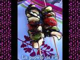 Brochettes de Légumes version 2
