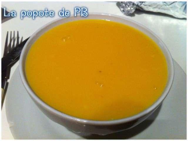 Recettes de thermomix et soupe 7 - Soupe de legume maison ...