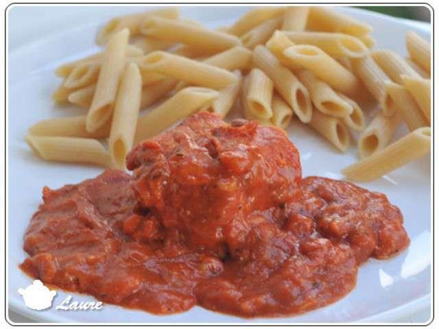 Recettes de paupiettes et tomates 3 - Recette paupiette porc ...