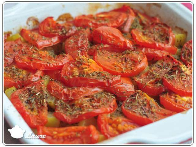 Recettes de pomme de terre et oignons de a z 16 for Plat convivial ete