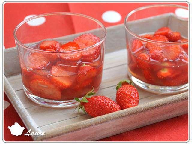 les meilleures recettes de soupe de fraise et desserts