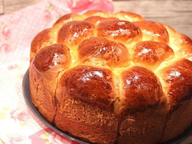 Recettes de brioches de pour ceux qui aiment cuisiner - Recette de pain au lait ...