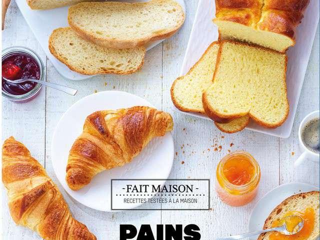 Recettes de pains et viennoiseries - Recette laurent mariotte aujourd hui ...