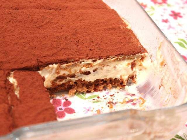 Recettes de tiramisu de pour ceux qui aiment cuisiner - Cuisine de bernard tiramisu ...