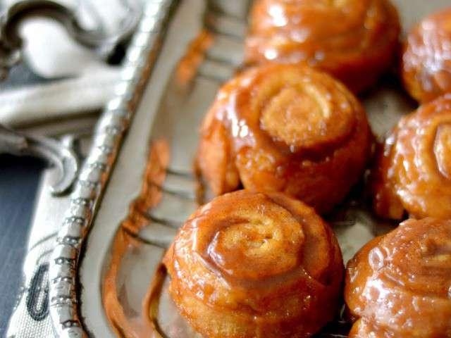 Cinnamon Pecan Sticky Buns Recipes — Dishmaps