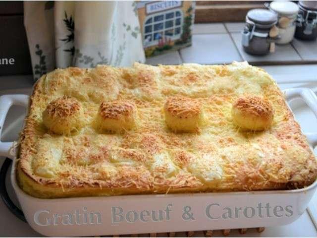 Cake Au Chevre Et Lard