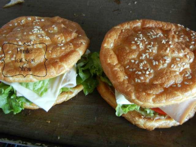 Bien-aimé Recettes de Hamburger et Cuisine sans gluten FI52
