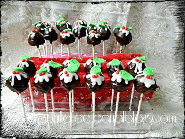 Les meilleures recettes de cake pops et no l - Repas de noel enfant ...