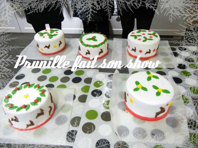 Cours De Cake Design Lille : Recettes de Cake Design et No?l