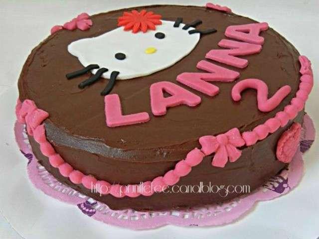 Les meilleures recettes de g teaux de prunille fait son show - Glacage pop cake ...