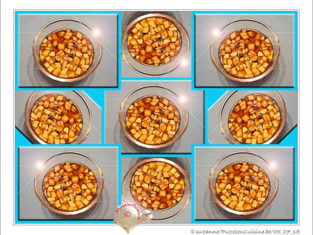 Recettes de sans cuisson et pomme for Atelier cuisine sans cuisson