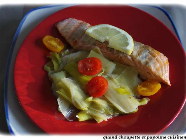 Recettes de cuisine la vapeur et poireaux for Cuisine a la vapeur