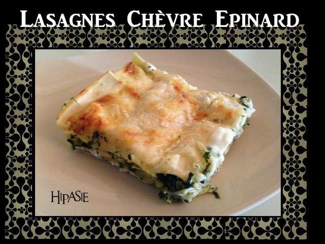 recettes de lasagnes de quand hipasie cuisine. Black Bedroom Furniture Sets. Home Design Ideas