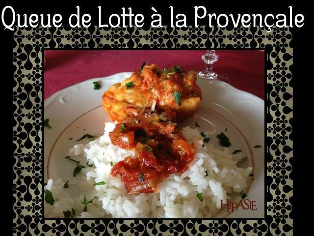 Recettes de queue de lotte et queues 2 for Cuisine queue de lotte