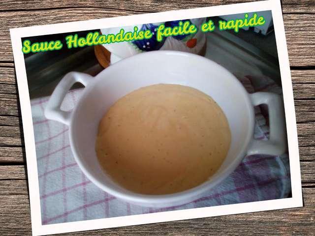 Recettes de sauce hollandaise et cuisine rapide - Blog cuisine rapide et facile ...