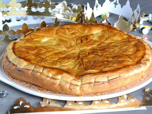 Recettes de tupperware - Galette des rois herve cuisine ...