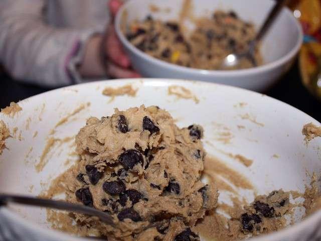 recettes de biscuits de quoi faire manger. Black Bedroom Furniture Sets. Home Design Ideas
