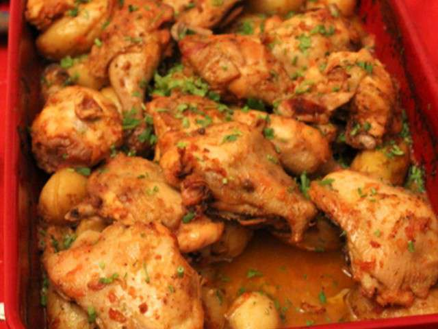 Recettes de poulet r ti et cuisine saine - Samira tv cuisine fares djidi ...