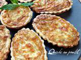 Quiche poulet et camembert