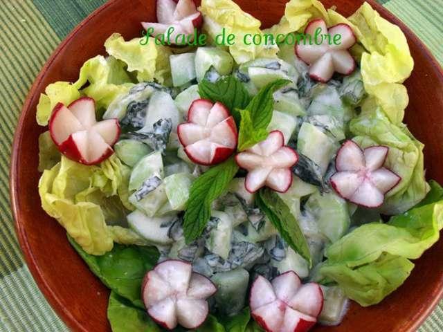 Recettes de concombre de ratiba for Notre cuisine algerienne
